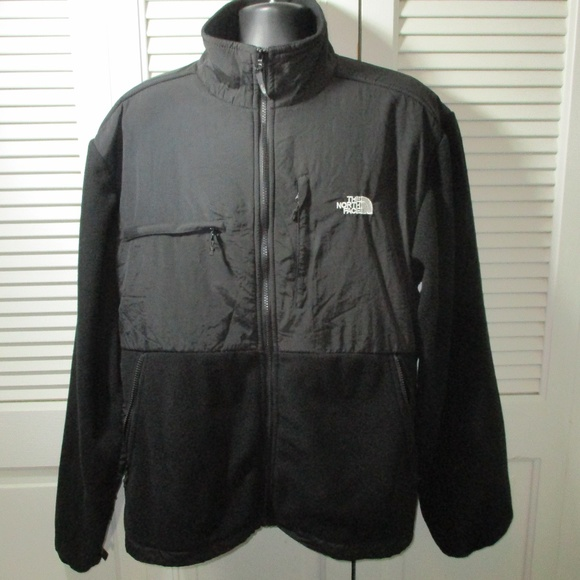 The North Face Other - The North Face Denali Black Jacket Men's XL
